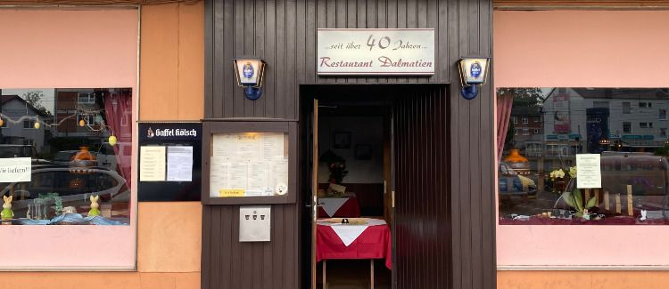 Restaurant Dalmatien Logo
