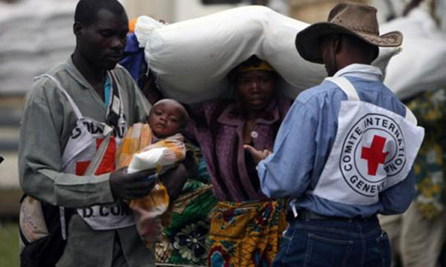 Food and non-food distributed to more than 15,000 people in Yumbi