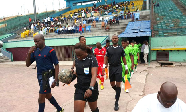 CAF-C1: four Congolese referees appointed for the Manga Sport vs ASEC Mimosas match