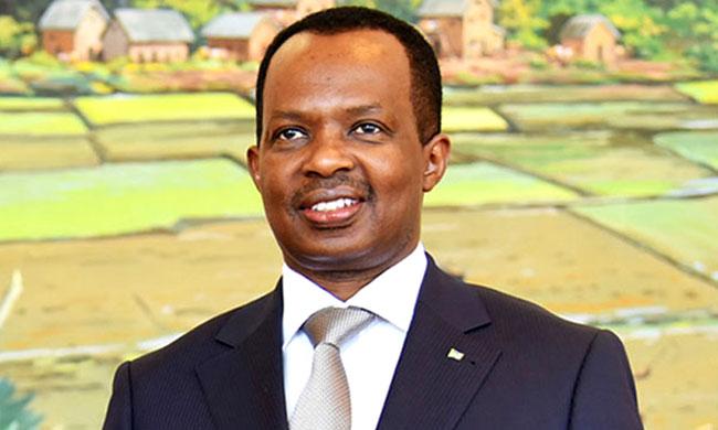 Paul Kagame appoints Vincent Karega, Rwanda's ambassador in DRC