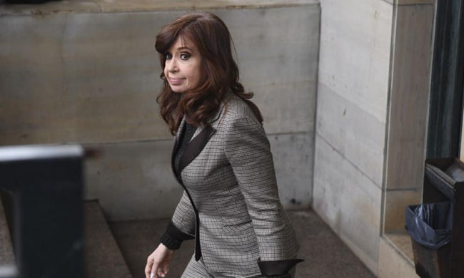 Argentina: Senate authorizes the search of Cristina Kirchner's home
