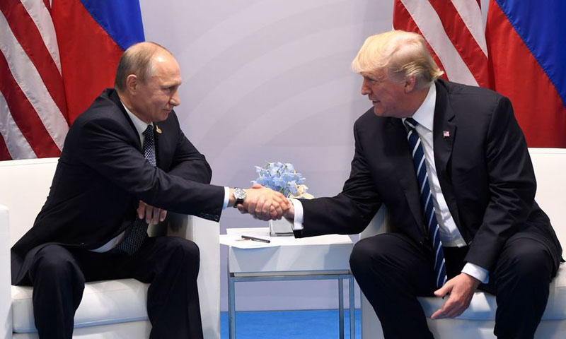 Bientôt un nouveau tête-à-tête — Trump et Poutine