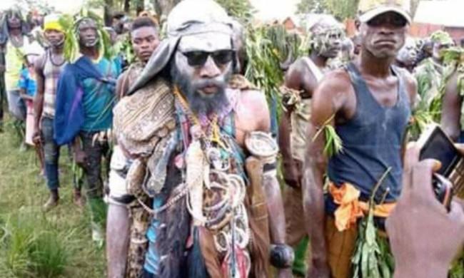 Kalehe's population captures CNRD rebels, pushing for the surrender of 1200 of them