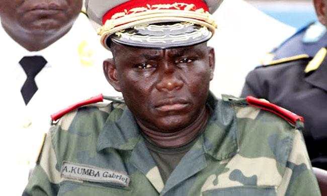 Arrival in Bunia of a strong delegation of the FARDC General Staff