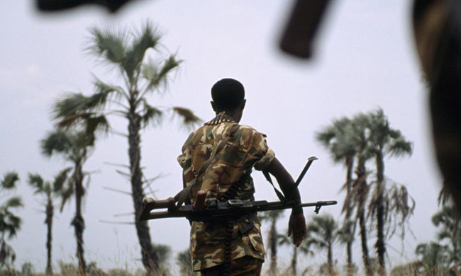 Foreign troops in DRC, the government is leading the investigations