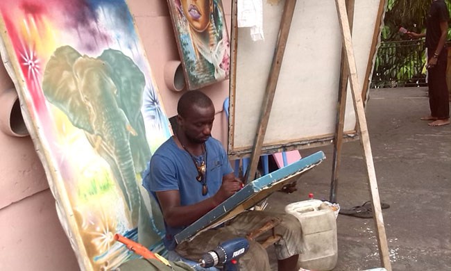 Artists invited to capitalize on traditional cultures to boost Congolese art