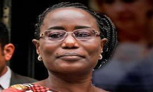 Place de l'Echangeur: Jaynet Kabila greets the memory of Patrice-Emery Lumumba January 17, 2020
