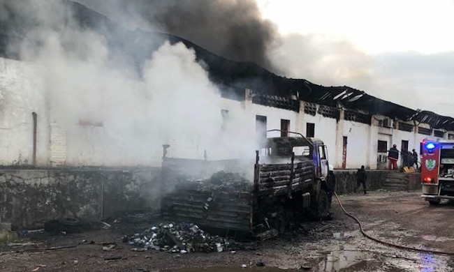 Set fire in Inongo: several Ceni voting machines reduced in ashes