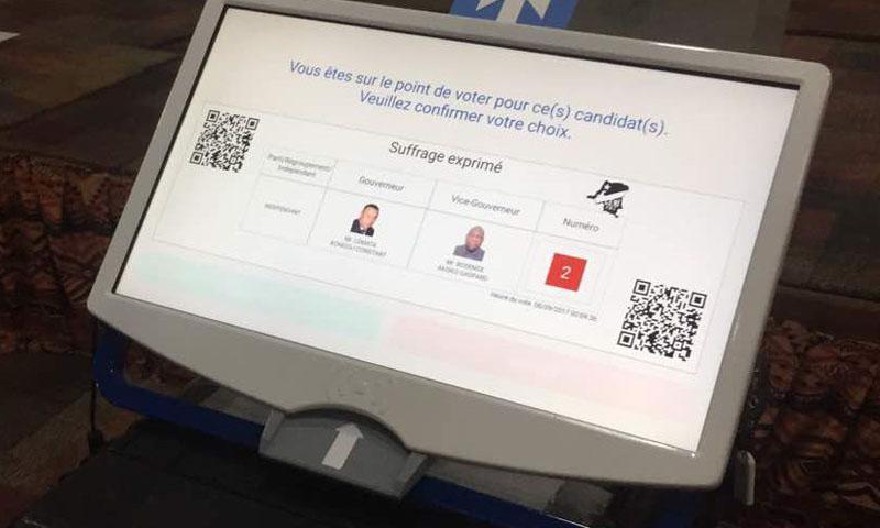 Digitalcongo.net machine à voter : la sadc daccord