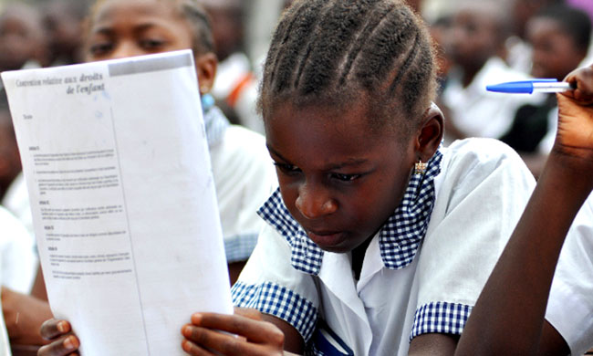 Free school in the DRC: what does it cost to the State...