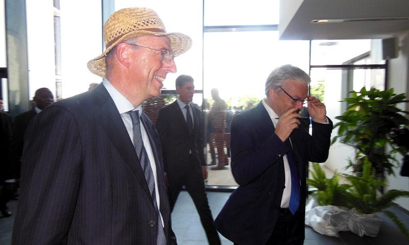 L'ambassadeur belge relevé de ses fonctions — RDC