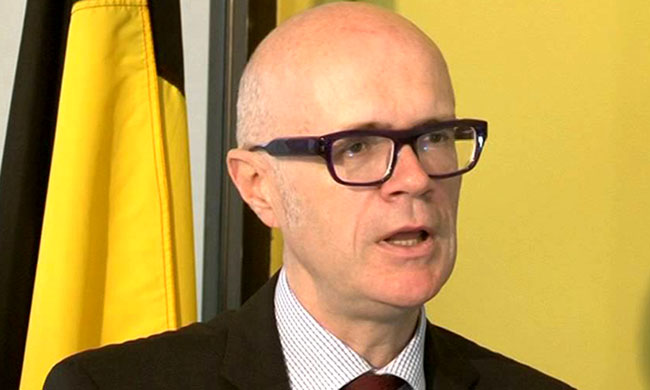 Kinshasa sets in motion reprisals for EU sanctions: Ambassador Bart Ouvry has 48 hours to leave the DRC!