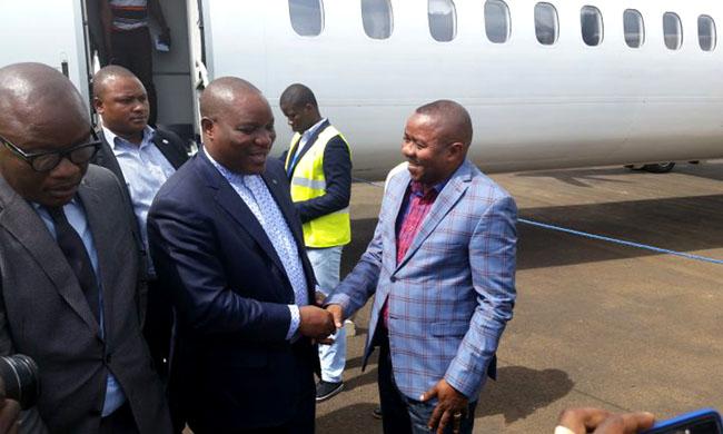 "Under the impulse of Joseph Kabila and the governor: Sud Kivu ""Shadarized"", the Opposition fails!"
