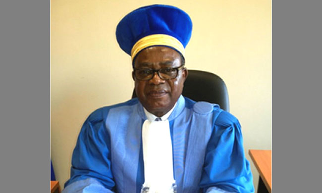 Vacancy at the Constitutional Court: a Congress announced in Parliament to replace Felix Vundwawe Te Pemako