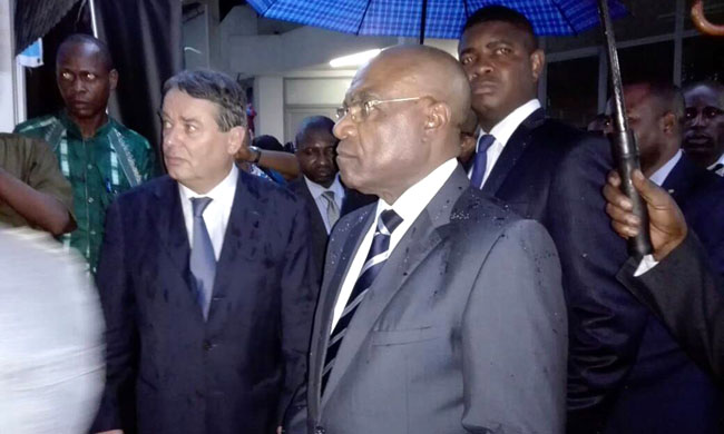 Opening of the French Week in Kinshasa