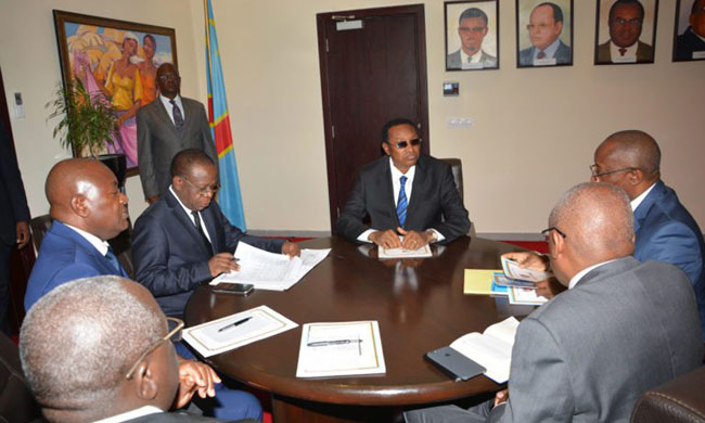 The Cabinet adopts the bill creating national Order of the veterinary doctors of DRC