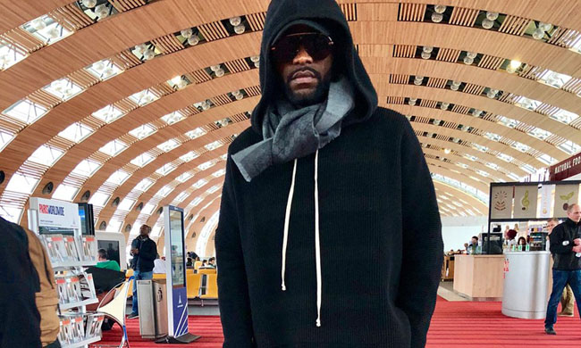 "Fally Ipupa invited to revisit his album ""Canne à sucre"" by taking out some lines revealing fornication"