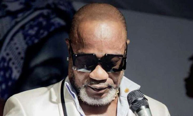 Koffi Olomide excluded from the scene for two months!