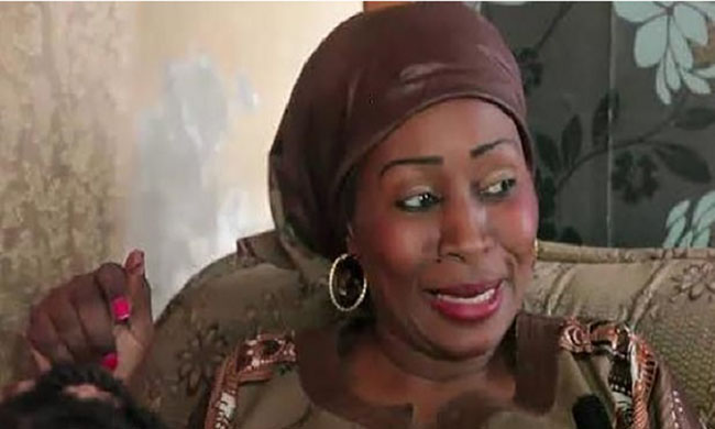"Actress Solange Ngolomingi ""Mindondo"" has died"