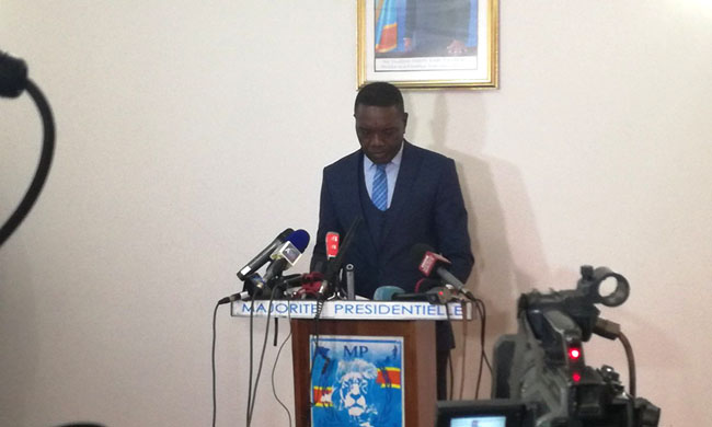 Elections in the DRC: the MP denounces the infiltration of the EU
