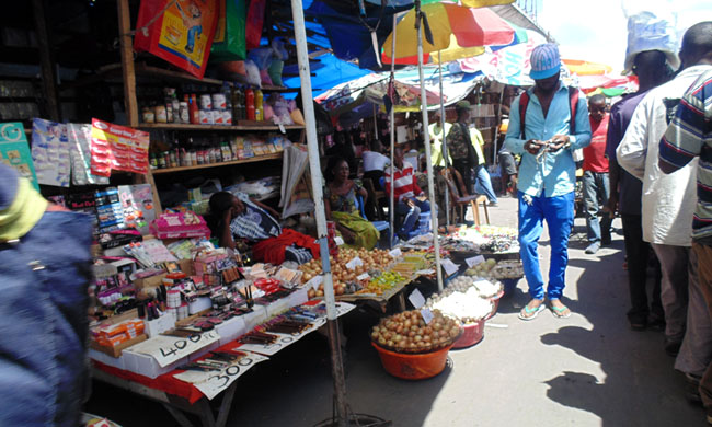 Kinshasa: four months of food stocks available