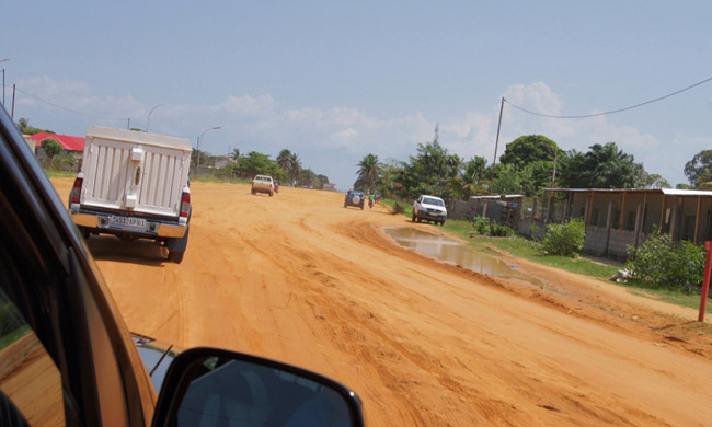 Coronavirus: No traffic between Goma and Bukavu during 14 days
