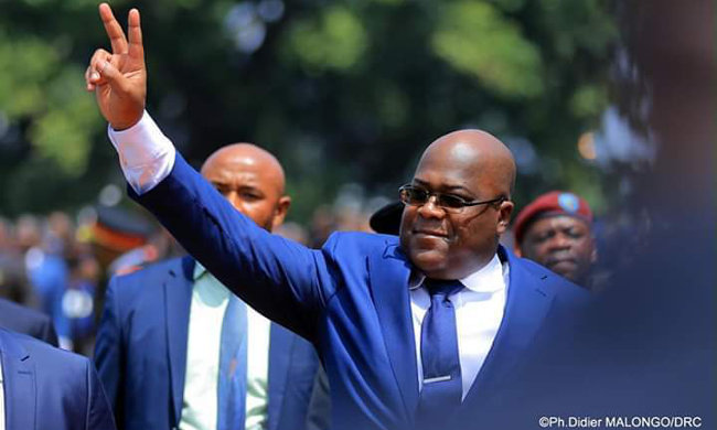 Accelerated presidential program: Felix Tshisekedi determined to fight with poverty and inequality in the DRC