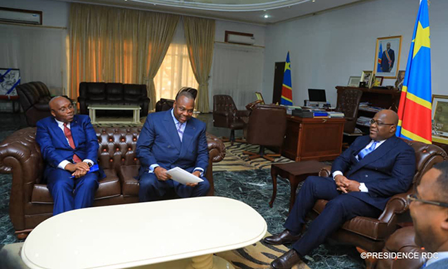 Félix Tshisekedi invited next September at 5th Economic Forum in Brazzaville