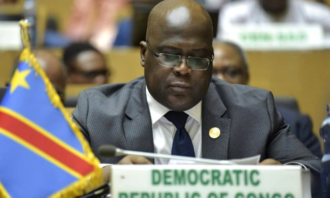 Elected 2nd Vice-President of the AU: Felix Tshisekedi at the heart of new responsibilities