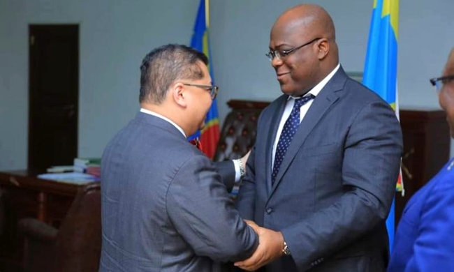 United States willing to welcome Felix Tshisekedi for his first state visit
