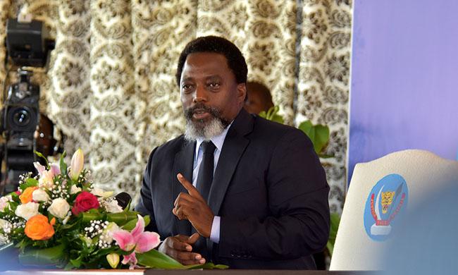 President Joseph Kabila wants to hold a good election on December 23, 2018