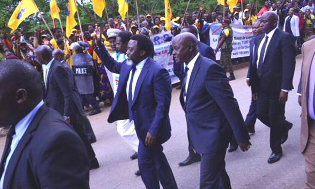 Head of State raises awareness of Tanganyika's notoriety for Ramazani Shadary's election