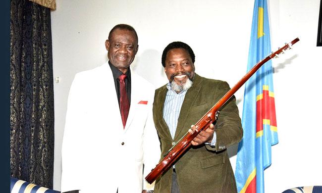 The musician Simaro Lutumba has passed away