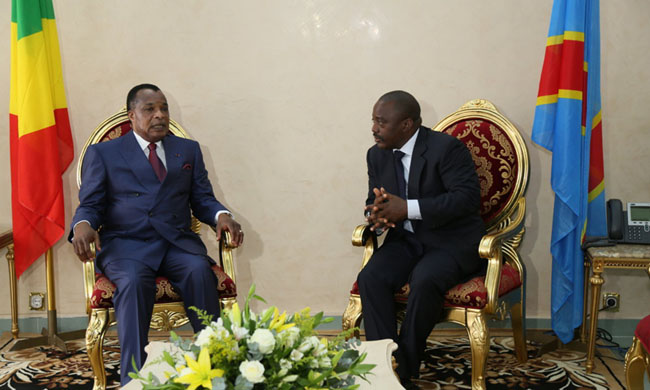 New forms of threat to peace: the need for a co-operation increased between Kinshasa and Brazzaville