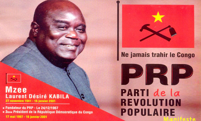 18 years after his death, the heroism of Laurent-Désiré Kabila marked its people during his three years to the power