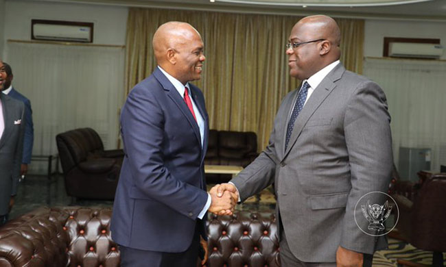 UBA willing to invest in infrastructure development in the DRC