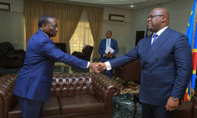 Government: Serge Kadima reassures on the imminence of the publication of the Ilunkamba team