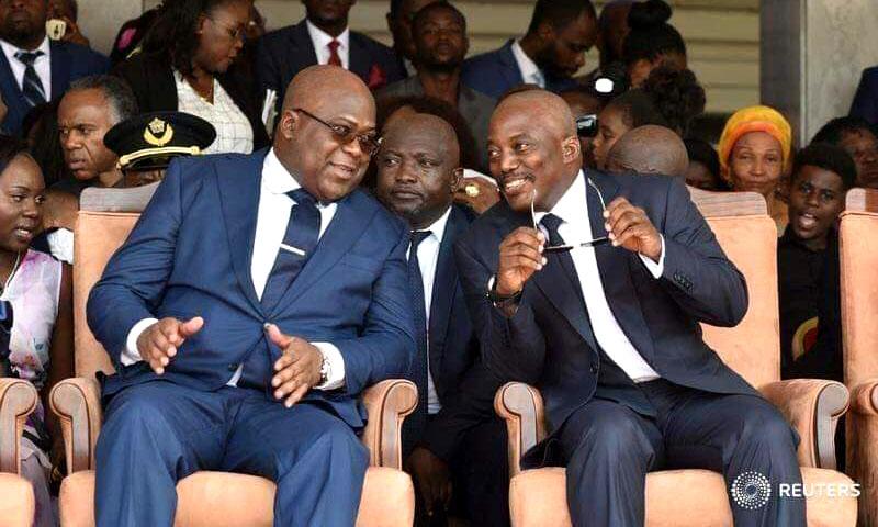 RENCONTRE KABILA-MONSENGWO : SOUHAIT DE PAIX POUR LA RDC