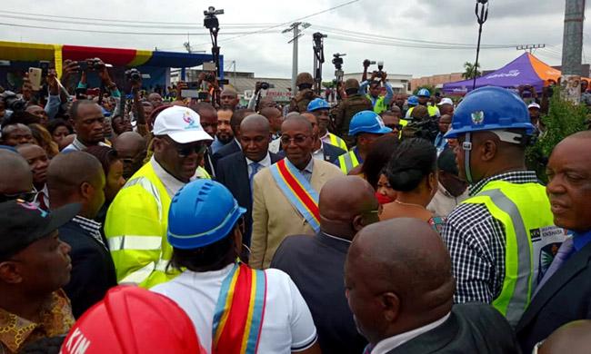Kin-Bopeto: Tshisekedi asks Kinshasa people to change mentalities