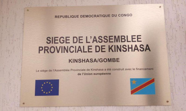 Validation of mandates of new provincial deputies