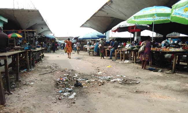 Kinshasa: the salesmen require the reopening of the big market