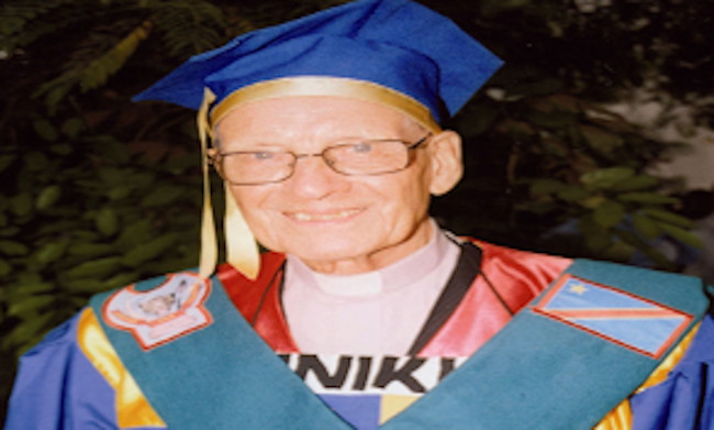 Mgr Maurice Plevoets who died in Belgium January 23, will be buried in Kinshasa on February 7