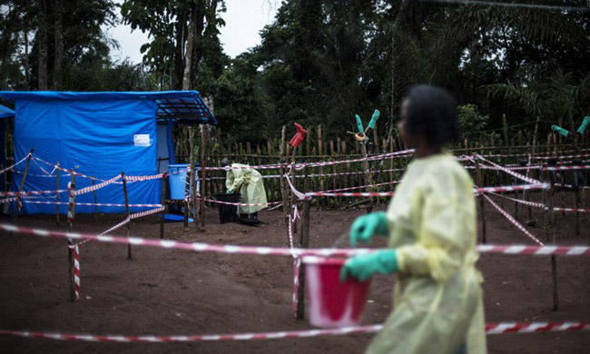 39 new confirmed cases of Ebola virus disease reported from 1 to 11 October 2018 in eastern DRC