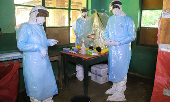 North Kivu: A second case of Ebola detected in Goma