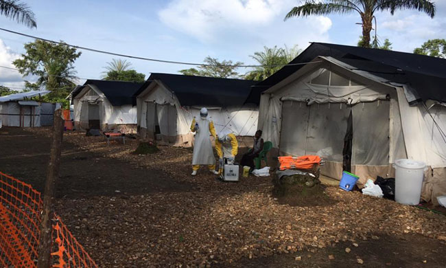 Nearly 86 Ebola cases registered in Butembo and surrounding areas since September 2018