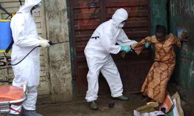 A first case of Ebola recorded in Ituri