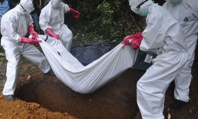 Four new confirmed cases of Ebola and four deaths reported on Monday in Nord Kivu and Ituri