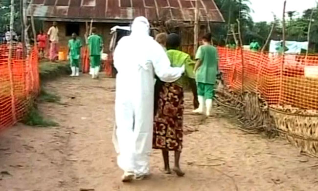 Ituri: nine positive Ebola cases reported in Butama