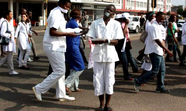 The doctors of Symeco start the strike on Thursday January 30 in all the extent of DRC