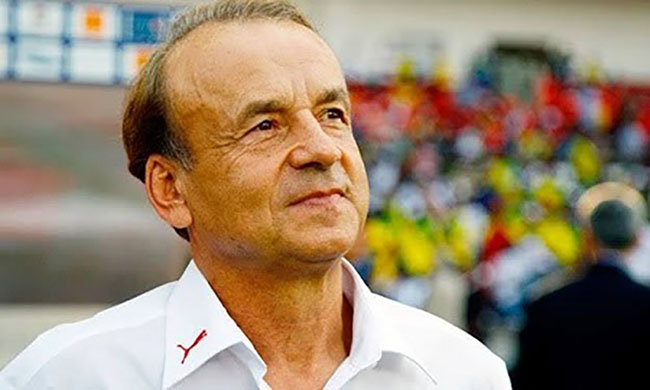 Gernot Rohr could succeed to Florent Ibenge at the head of Leopards football